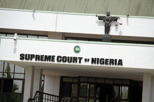 Supreme Court of Nigeria goes digital.